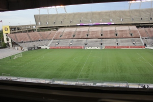 Photo Credit: Danny MoralesFifth Third Bank Field at the Florida Citrus Bowl will the the 2013 home of Orlando City Soccer Club.